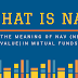 What is NAV of mutual funds or Net Asset Value for mutual funds, NAV history, and all about what is mutual funds nav