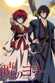 Yona of the Dawn 1080p Dual Audio