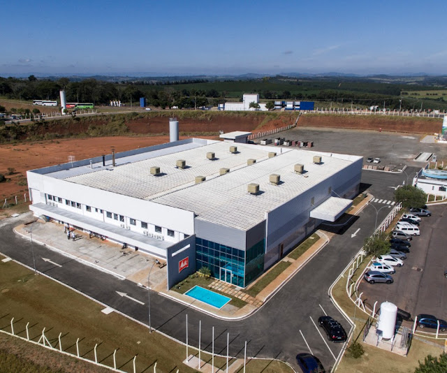 Grupo Mellita inaugura nova fábrica em Varginha (Foto: Divulgação / Mellita)