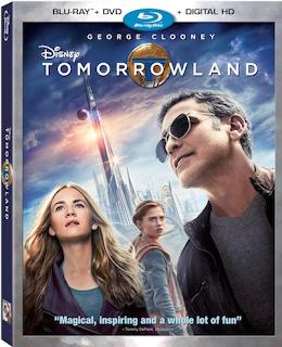 Blu-ray Review: Tomorrowland