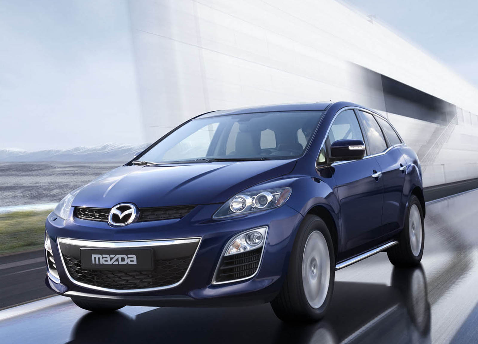 mazda 39 s developing a new crossover just for the us carscoops. Black Bedroom Furniture Sets. Home Design Ideas