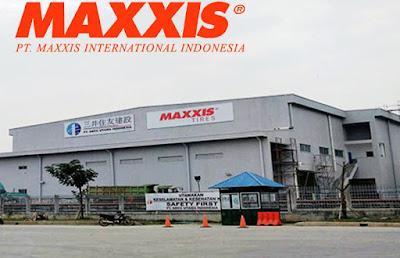 Lowongan Kerja Jobs : Garden Coordinator (GA Div.), HSE (Environment), HR Industrial Relation Min SMA SMK D3 S1 PT Maxxis Intenational Indonesia