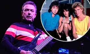 Muere Tony Lewis leyenda dem rock pop.
