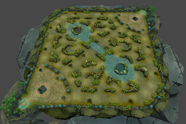 Update Tampilan Map Baru dan Design Minion Mobile Legends