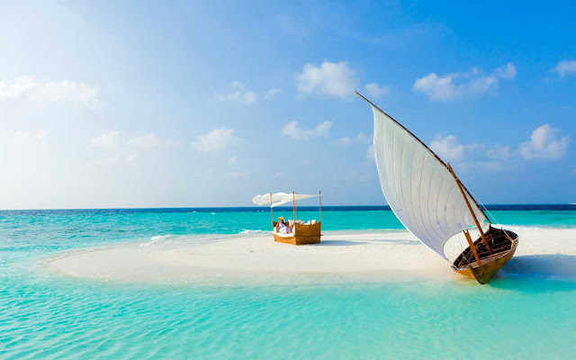 Top 7 Honeymoon Places for Couples