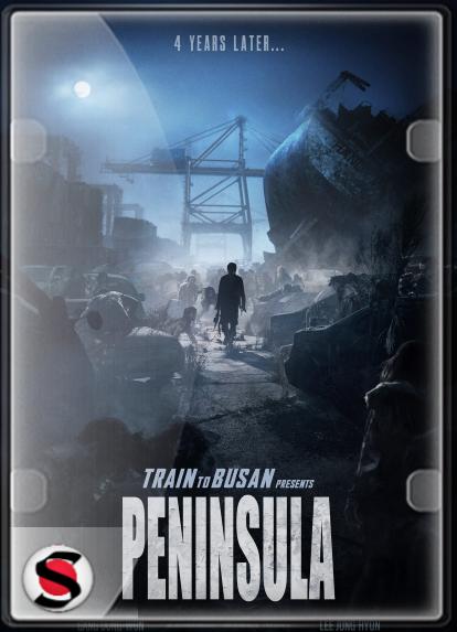 Estación Zombie 2: Península (2020) WEB-DL 1080P SUBTITULADO