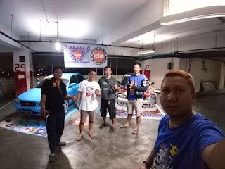 Deklarasi Komunitas GERALITE, Di Mall Tangerang City, Korantangsel.com
