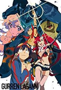 Sinopsis Tengen Toppa Gurren Lagann Bahasa Indonesi, review anime gurren lagan download