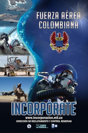 Comando Aéreo de Madrid realiza campaña de reclutamiento