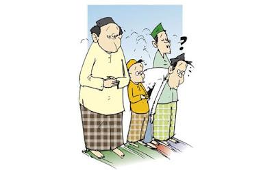 Nyeri Pinggang Saat Bulan Ramadhan