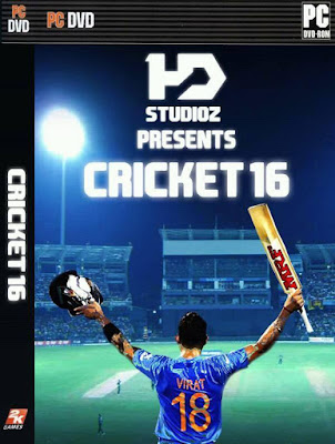 HD Studioz Cricket 16