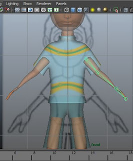 Animation tips, computer rigging, Maya tutorial