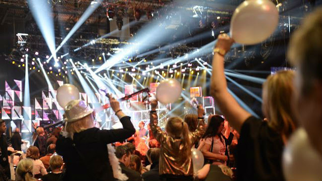 Melodifestivalen (Photo: SVT)