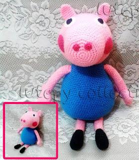 PATRON GRATIS PEPPA PIG AMIGURUMI 42398