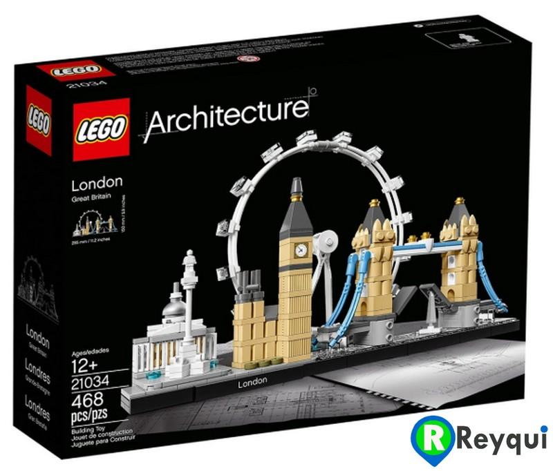 London Lego