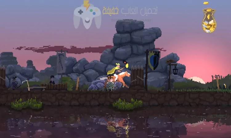 تحميل لعبة Kingdom New Lands مجانا بحجم صغير
