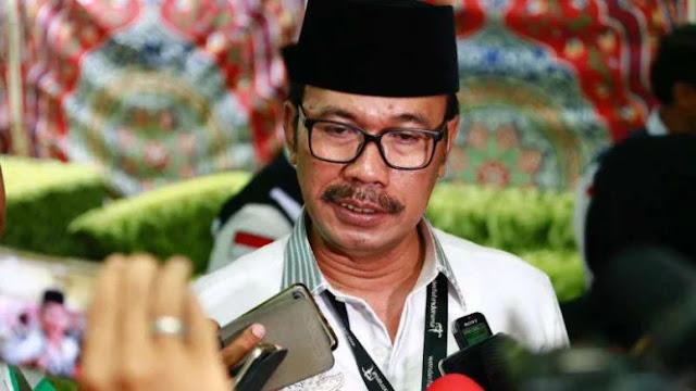 Polemik Habib Rizieq, FPI Sarankan Dubes RI Agus Maftuh Bertaubat