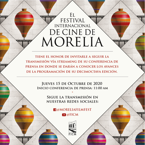 EL FESTIVAL INTERNACIONAL DE CINE DE MORELIA
