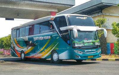 Foto Bus Garuda Mas B 7239 UGA