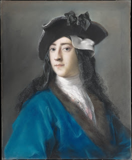 Carriera's portrait of Gustavus Hamilton, the Irish politician, sold for £421,250 at Christie's