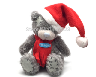 Small Exquisite Teddy Bear Dolls Cute Birthday Gift for Girlfriend