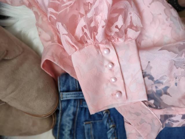 3 ideas para combinar una blusa con transparencias 09