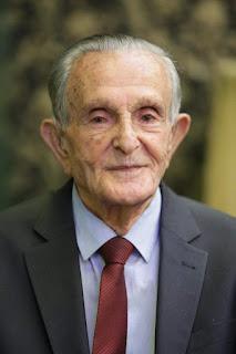 الفاضل مخايل الياس حداد ابو الياس 96 عام في ذمة الله