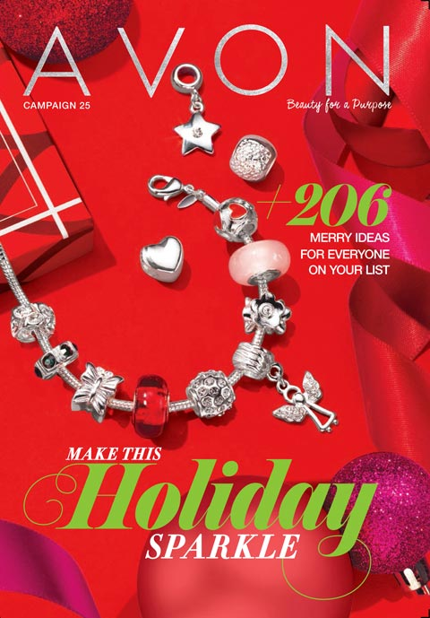 AVON Catalog Campaign 25 2016 SHOP >>> 11/12/16 - 11/25/16