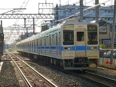東武野田線 運河行き 10300系R