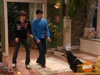 Drake y Josh - Tiberius El Feroz