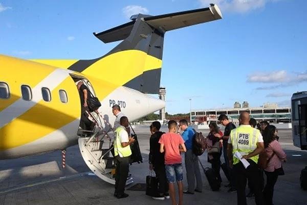 O voo inaugural da nova rota diária Salvador-Petrolina foi realizado nessa sexta-feira (14) pela Passaredo Linhas Aéreas. O voo sai de Salvador às 16h e desembarca em Petrolina (PE) às 17h20. Na volta, a decolagem ocorre às 17h45, com pouso às 19h05.