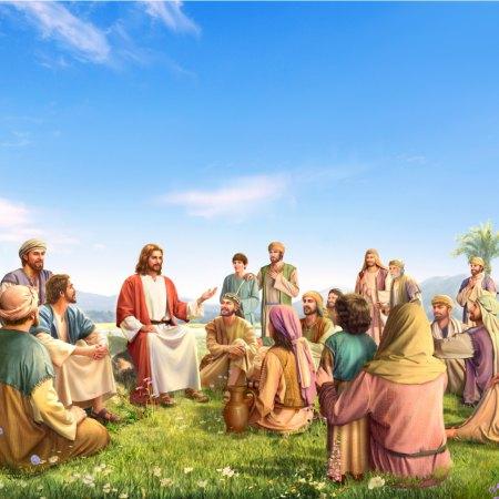 כנסיית האל הכול יכול, ברק ממזרח, ישוע המשיח