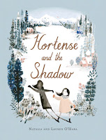 hortense and the shadow by natalia and lauren o'hara book cover