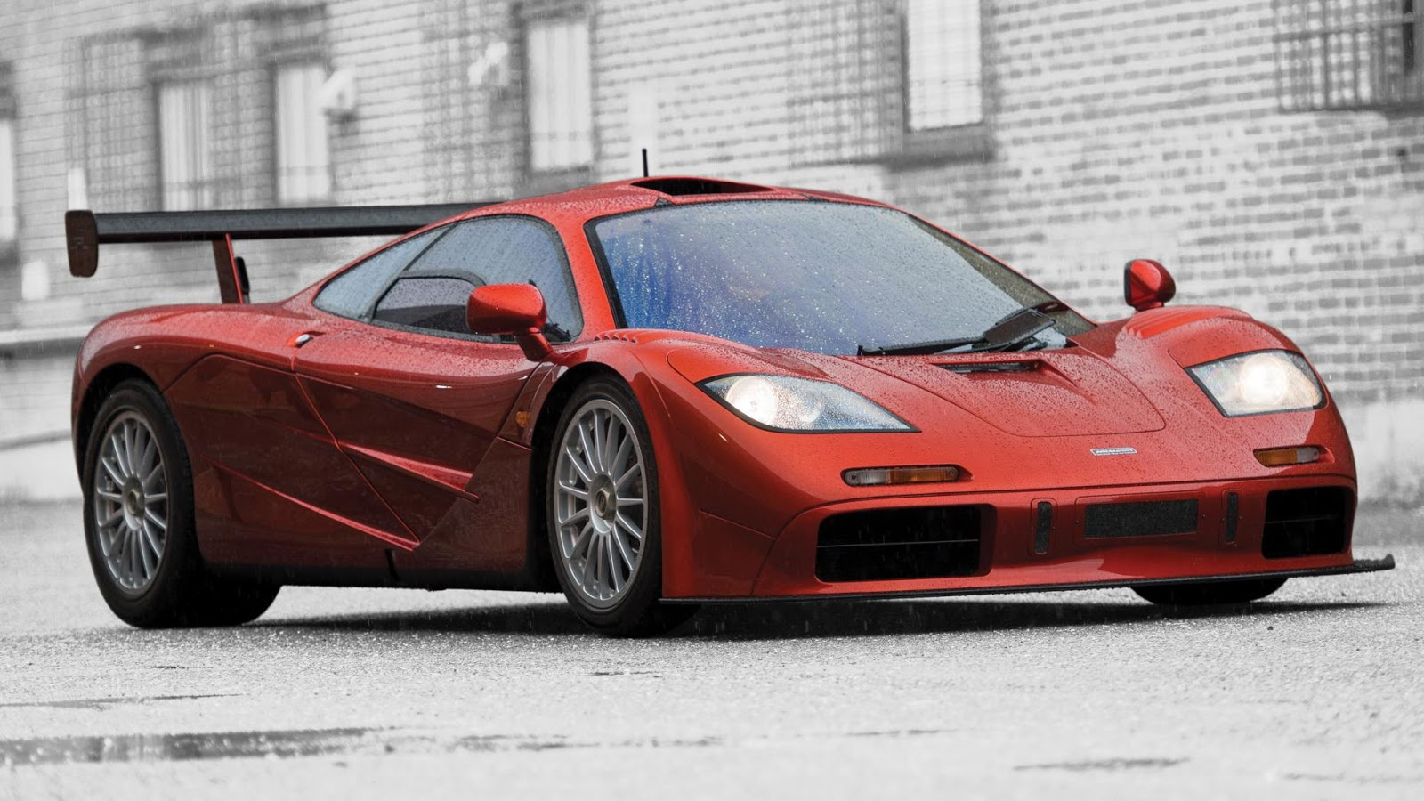 $13,750,000 – 1998 McLaren F1 'LM-Specification'