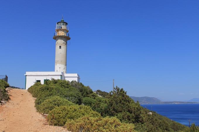 Cape Lefkada, Lefkas / saaren eteläisin kärki / Kreikka 2012 parhaat paikat