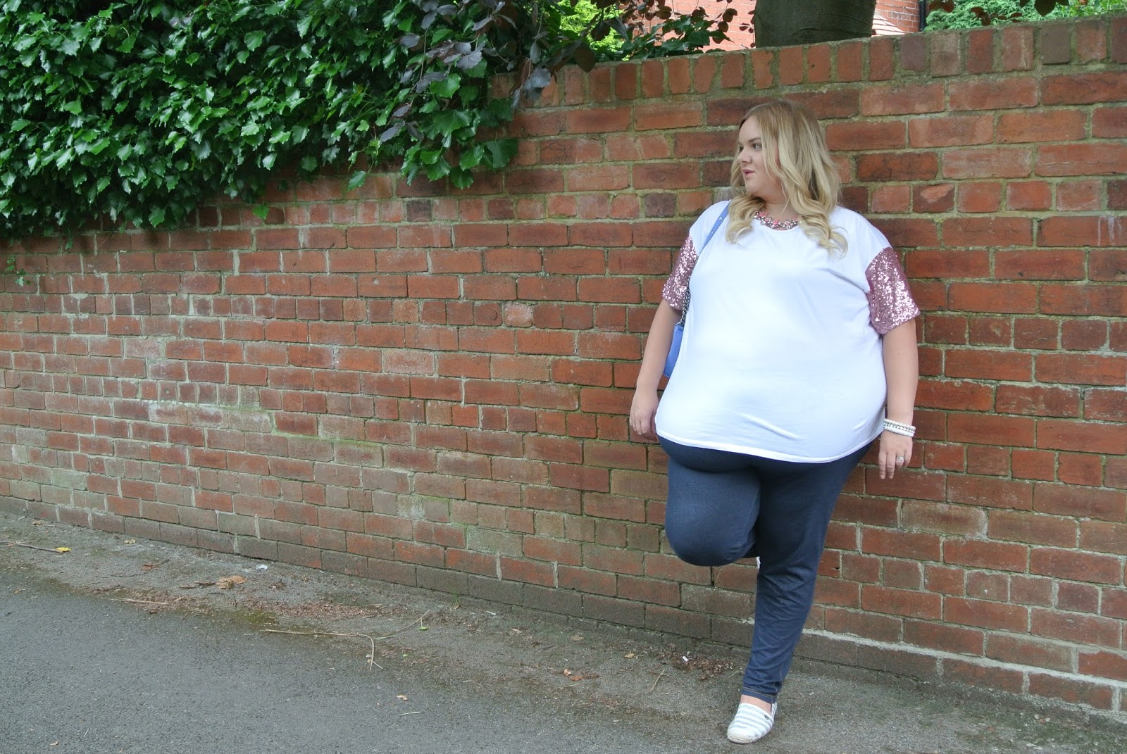 How to Dress Girly Casual Outfit Plus Size