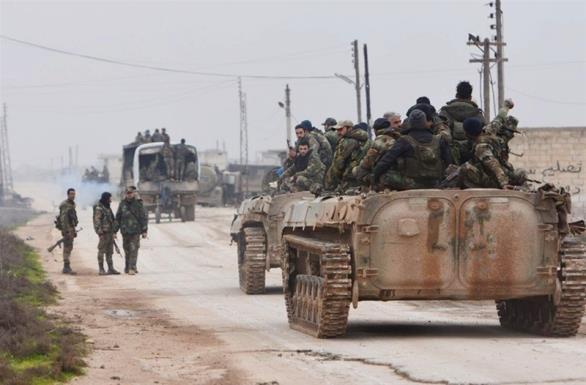 Συρία: Οι δυνάμεις του Άσαντ προωθούνται σε Ιντλίμπ και Χαλέπι