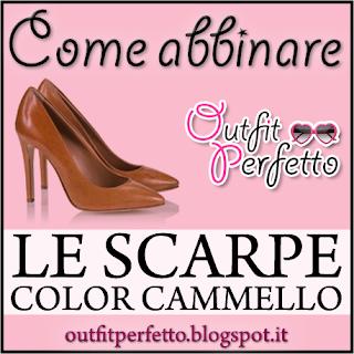 Come abbinare le SCARPE COLOR CAMMELLO (outfit Primavera/Estate)