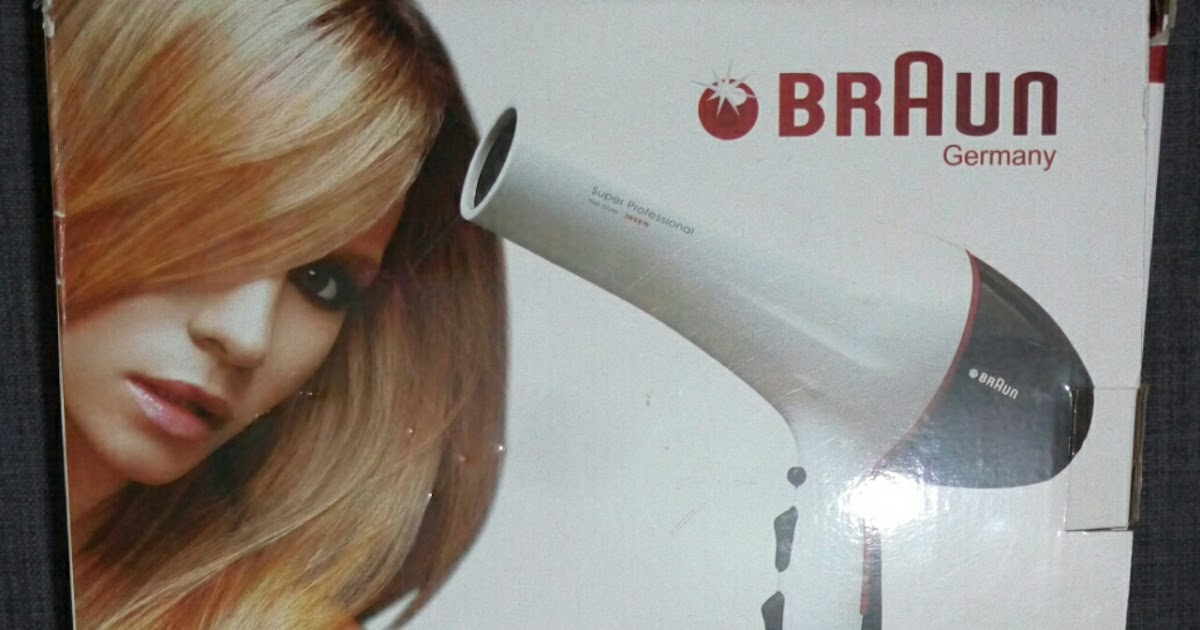 Hairvolution By Bee New In Hand Dryer With Comb