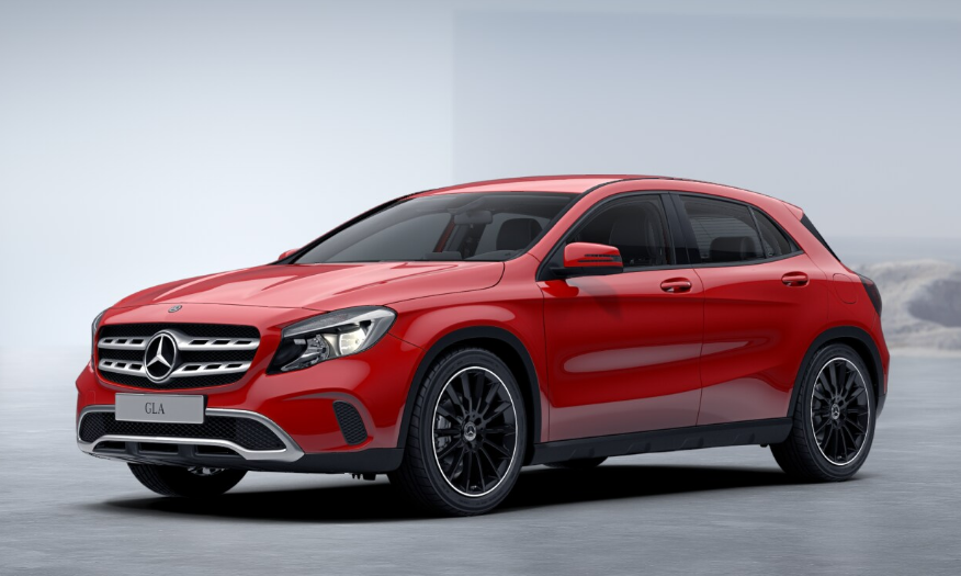 Mercedes Gla 2017 Couleurs Colors
