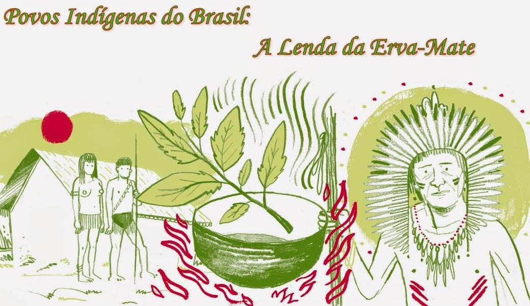 Povos Indígenas do Brasil: A Lenda da Erva-Mate