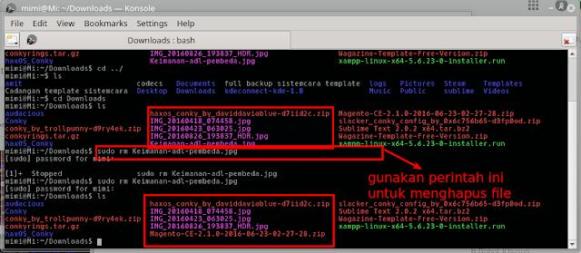Tips dan trik ubuntu