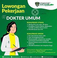 Lowongan Pekerjaan di Rumah Sakit Adi Husada Kapasari Surabaya 2021