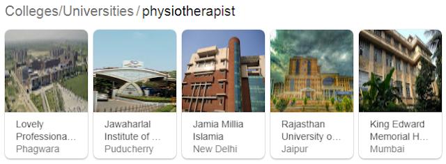 फिजियोथेरेपी me Career - फिजिकल थेरेपिस्ट Kaise Bane Guide In Hindi