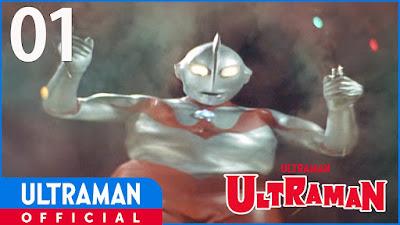 Tsuburaya Releases Ultraman Episode 01