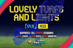 LOVELY Turf & Lights V1 AIO - PES 2021