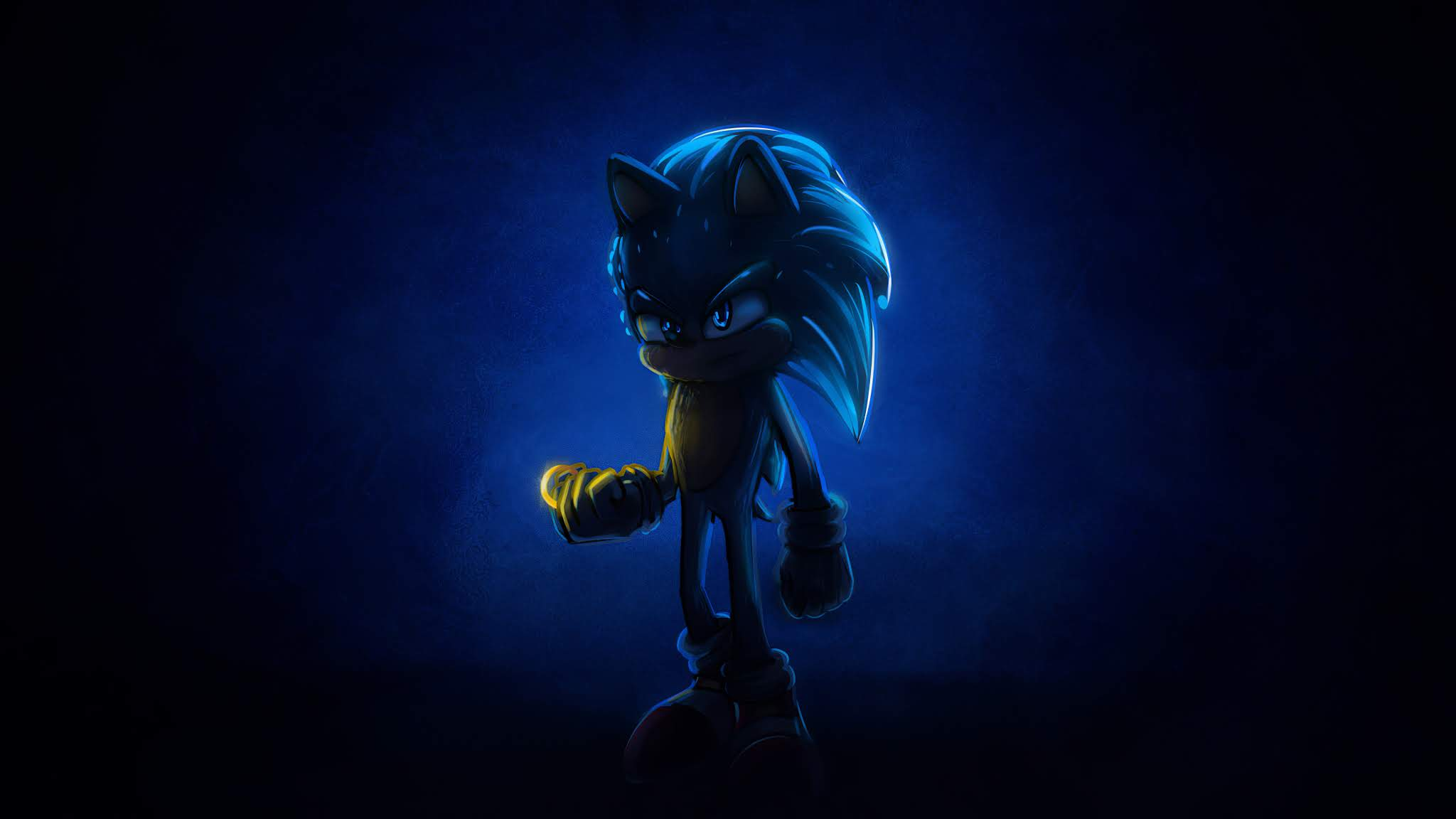 Sonic The Hedgehog 4k Hd