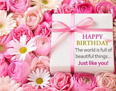 Happy birthday sms for sister
