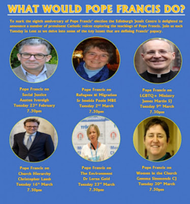 What would Pope Francis do?