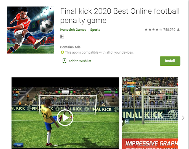 Top 5 Games For Football Lovers In 2020
